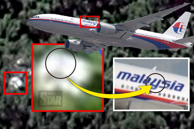 Egyptian engineer claimed to locate MH370