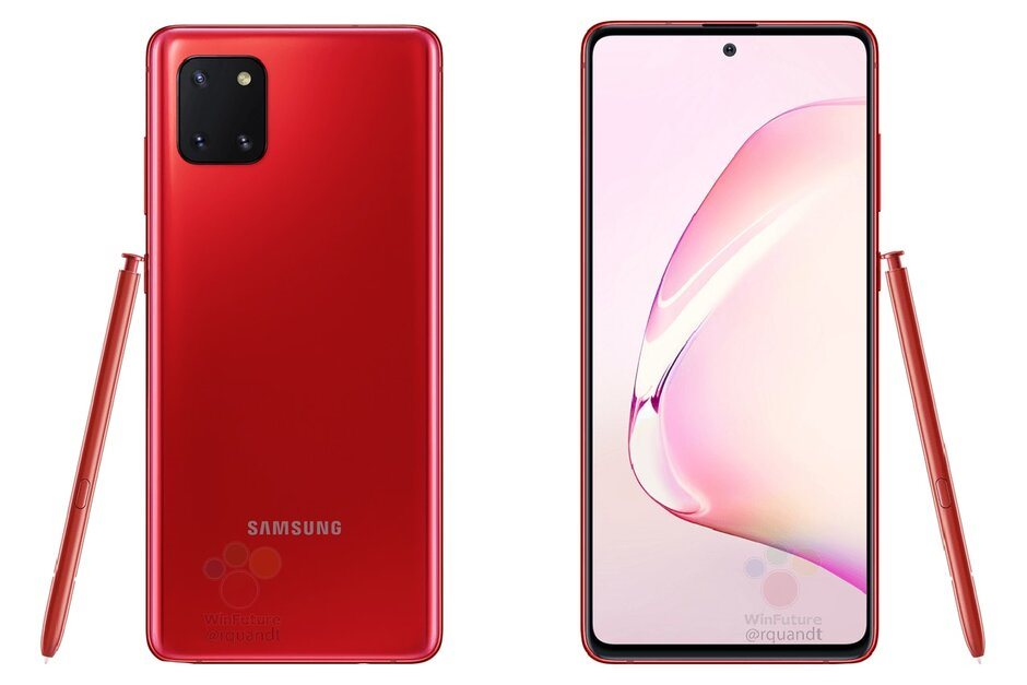 Galaxy Note 10 Lite launch, how much it costs, how to configure it