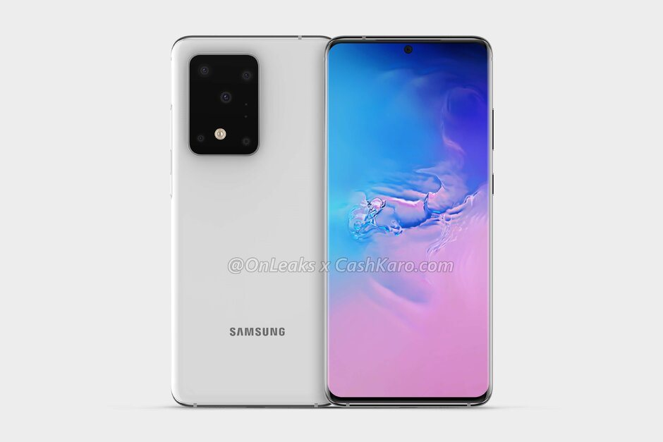 Galaxy S11 is not Samsung's next flagship?