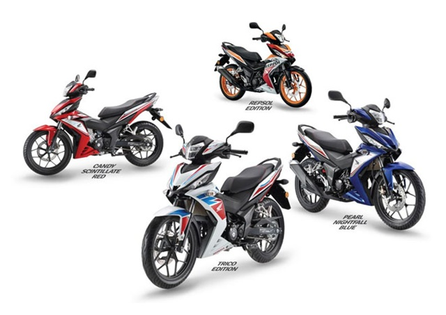 winner x, winner x 2020, yamaha exciter 155