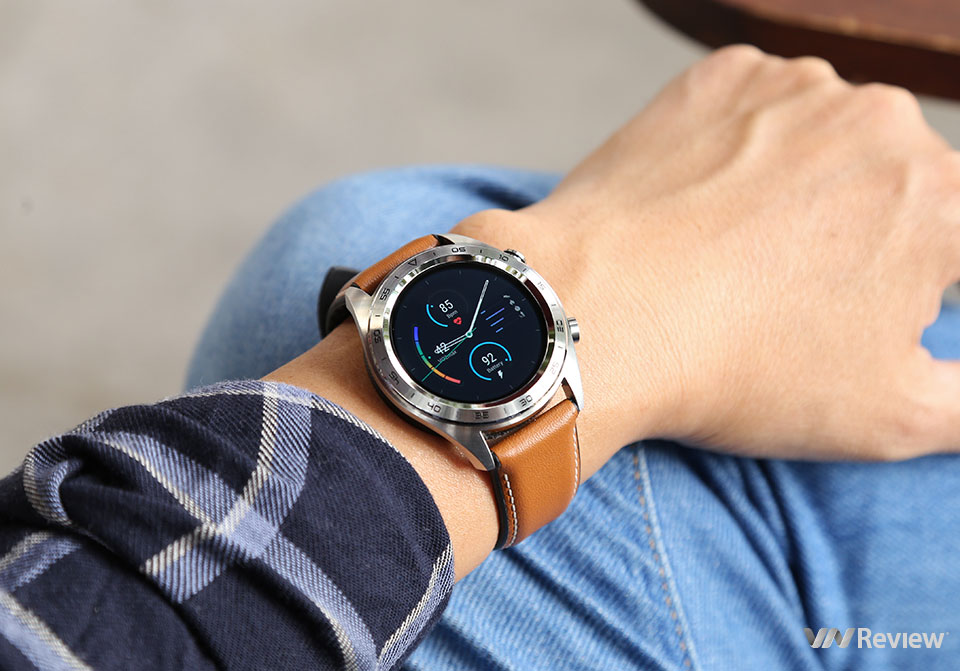 Honor Watch Magic review: beautiful smartwatch for movement tracking, buffalo battery, soft price - VnReview