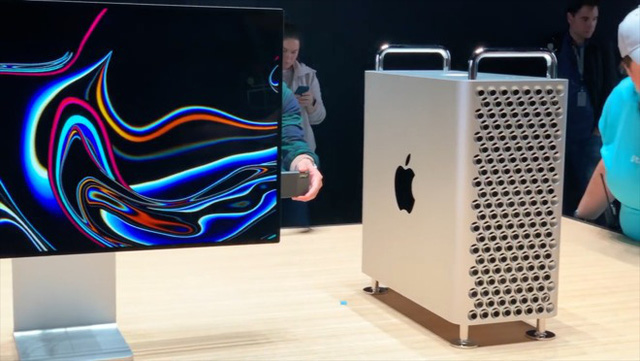 Mac Pro cost more than 1 billion but only Apple equipped with cheap RAM - Photo 1.