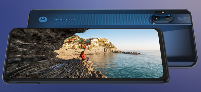 Motorola launches 64MP camera smartphone, fast charger 45W, priced at 9.3 million - Picture 1.