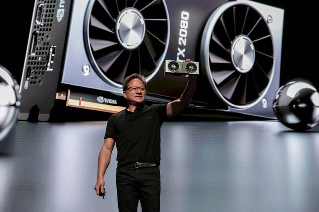 Nvidia claims it is still the dominant VGA world, ready to die GPUs on the new Xbox and PS - Photo 1.