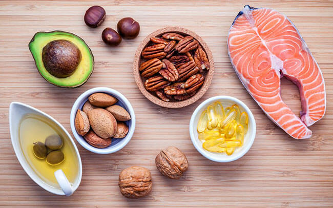 Popular gym functional foods