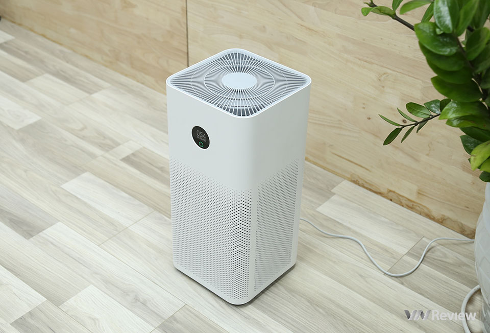 Review Xiaomi Mi Air Purifier 3H air filter: running smoothly, effective dust filtration, soft price - VnReview