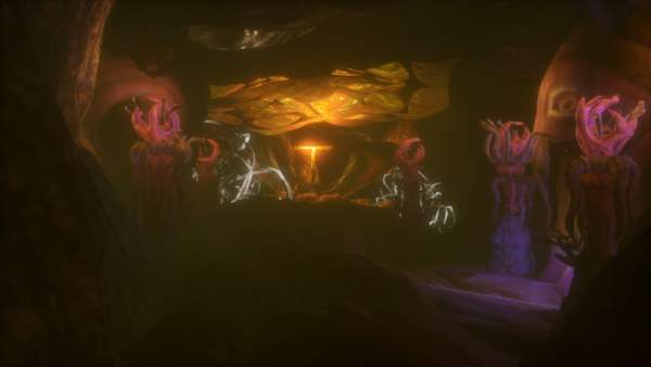 agony switch screenshot 1 600x338 - Review of the Agony game Switch version