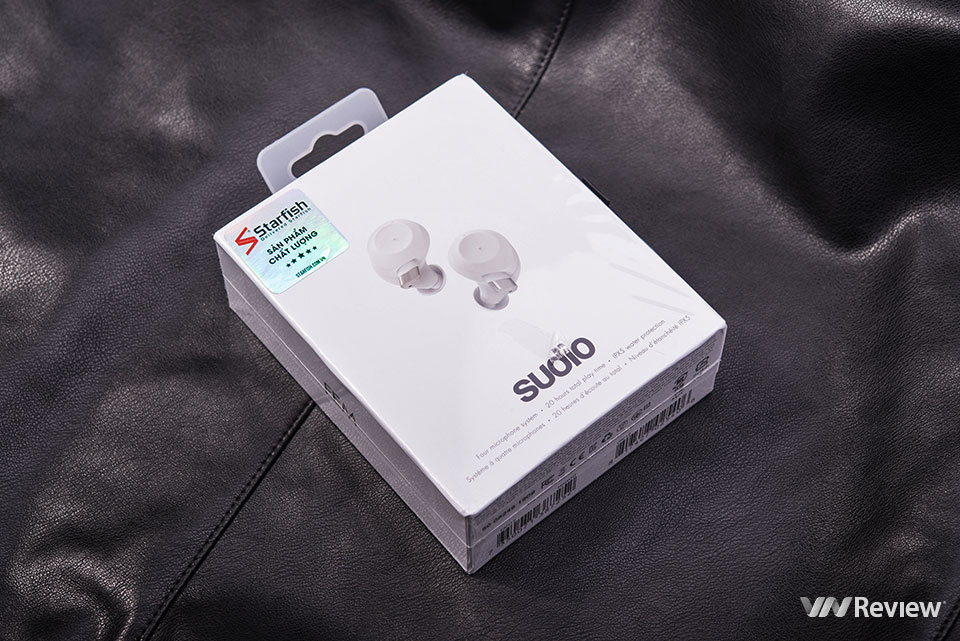 Review of Sudio Fem headphones from Sweden: a good choice between true wireless forest - VnReview
