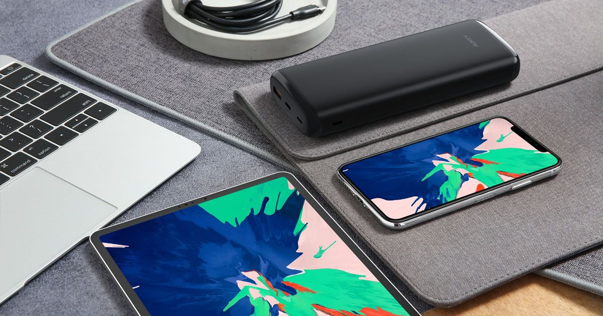Shopping day 12.12: Deposit in advance, receive great deals on AUKEY technology accessories - VnReview