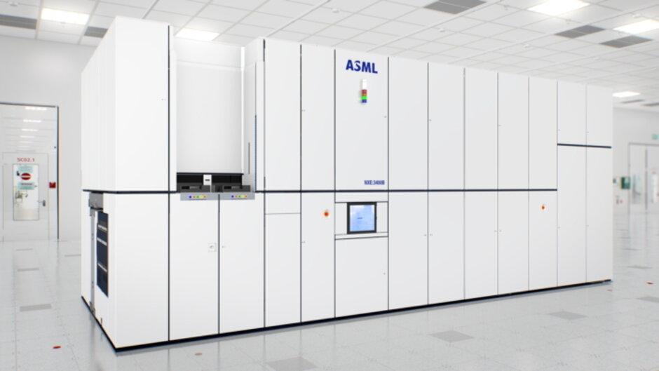 An EUV machine like the ones being used by Samsung - TSMC, Samsung to spend a fortune to make sure that this