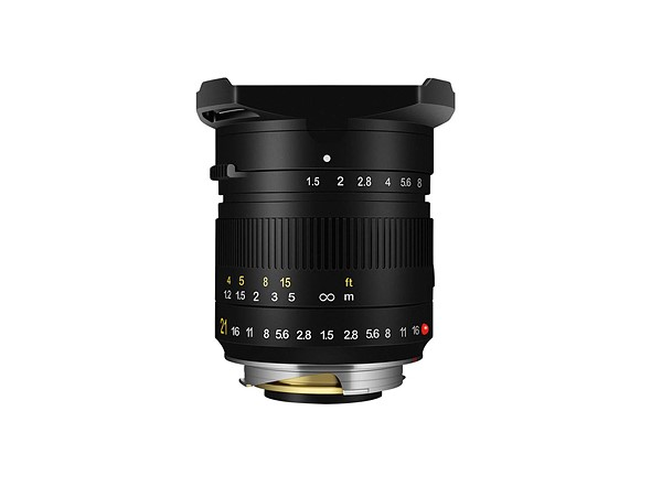 TTArtisans releases its 21mm F1.5 prime lens for Leica M-mount camera systems: Digital Photography Review