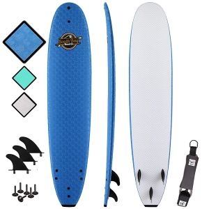 South Bay Board Co Soft Top Surfboard