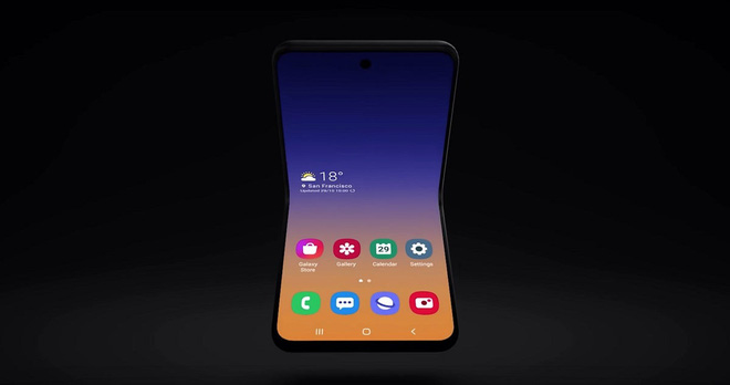 The Galaxy Fold 2 will be significantly cheaper, launched 2/2020 - Photo 1.