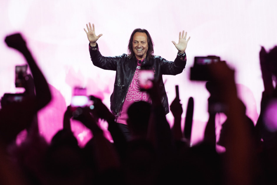 Wireless industry analyst Jeff Kagan wonders whether T-Mobile will still be able to grow after the departure of CEO John Legere next year - The hunted becomes the hunter in one analyst