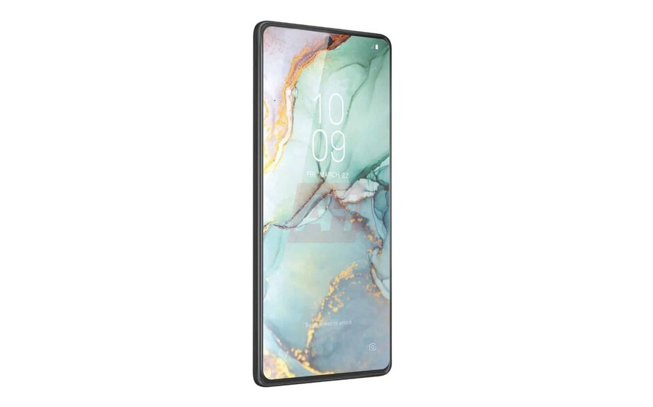 Samsung Galaxy S10 Lite - These renders allegedly show Samsung