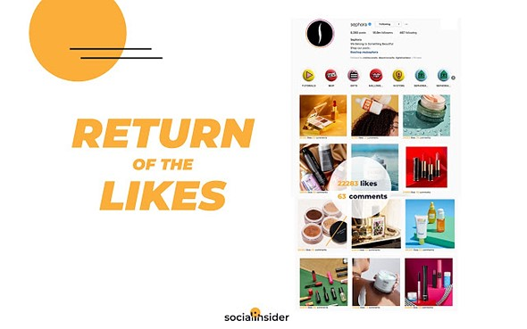 This Chrome extension makes Instagram 'likes' visible again: Digital Photography Review