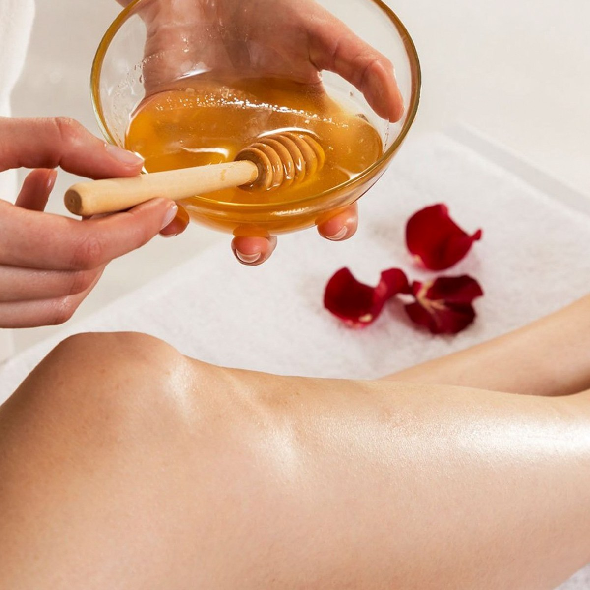 These waxing methods only need 15 minutes to perform at home