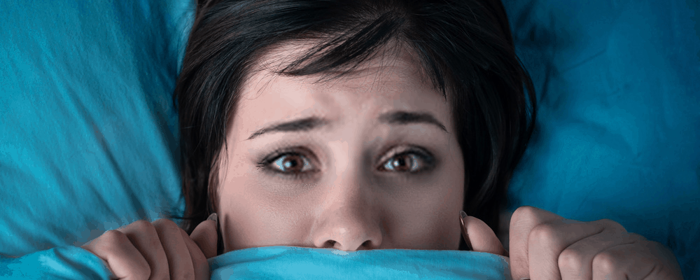 How to deal with recurring dark nightmares