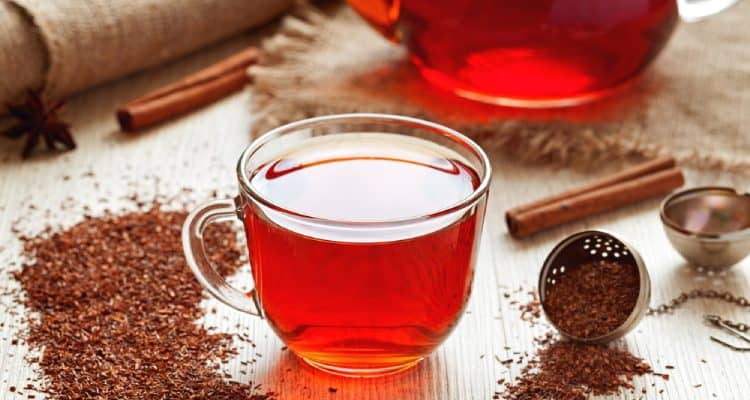 Learn about rooibos tea (South African red tea)