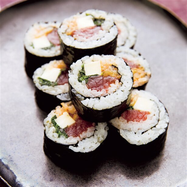 #Food 2/2 Setsubun is the first in 124 years! For this year's Ehomaki, how about changing the taste of Korean norimaki gimbap and avocado rolls?