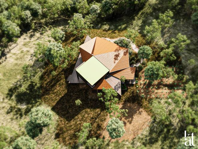 The Origami House - The perfect harmony between architecture and nature 3 minutes to read