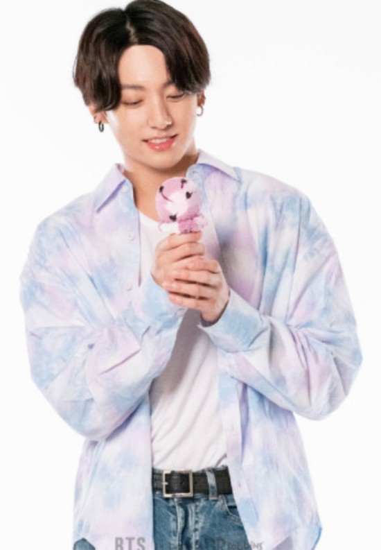 BTS Jungkook, boyfriend beauty that makes you want to eat ice cream