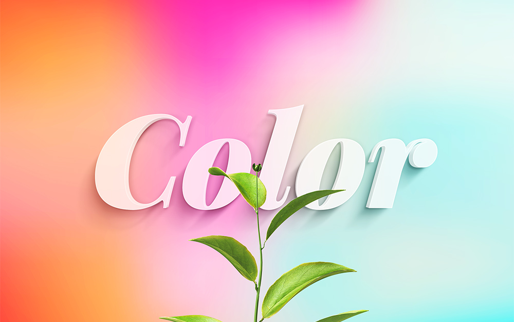 Color trends that inspire 2021