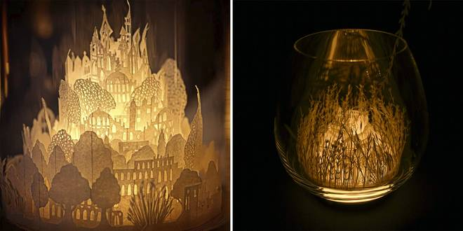 Don't miss these beautiful paper art by Ayumi Shibata 3 minutes to read