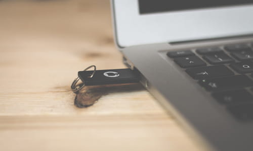 How to format a pendrive for Mac