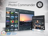 (Giveaway) Copyright Ashampoo Photo Commander 15 for free, professional photo editing software from 23/4