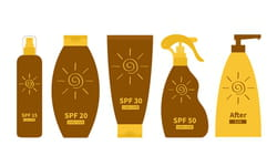How to prolong skin tanning