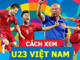 Top applications to watch live U23 Vietnam in Asiad
