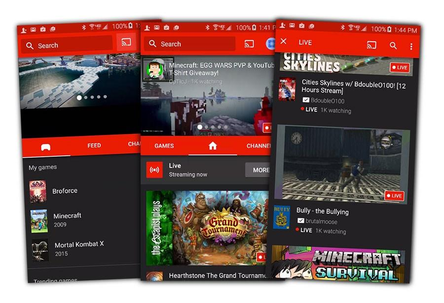 Now many people like to watch livestream games more than play games