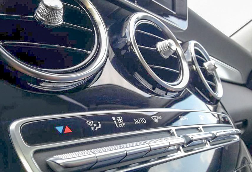 5 most common mistakes on car air conditioners