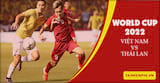 Watch live Vietnam and Thailand on computer on September 5, 2019