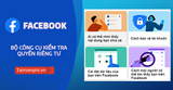 How to check privacy on Facebook