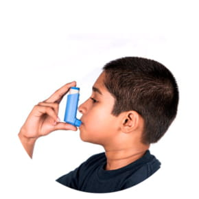 Childhood asthma: symptoms and risk factors