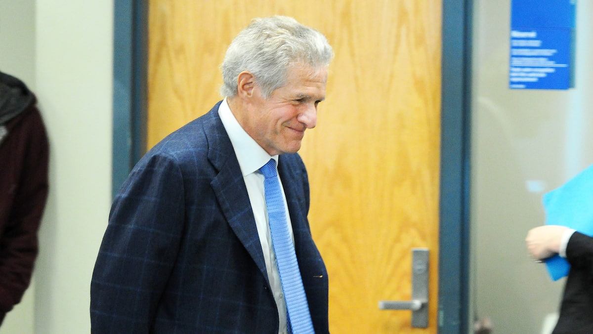 After eight years of waiting Witnesses at Tony Accurso's trial