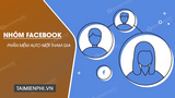 Auto software invites friends to join the Facebook group
