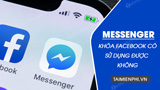 Can Facebook lock to use Messenger?