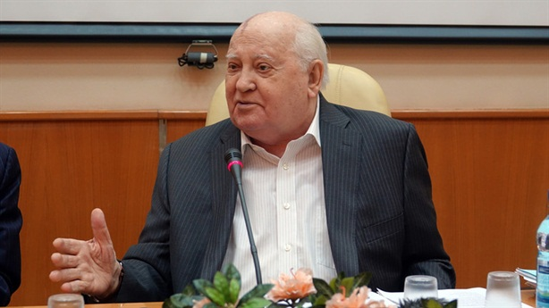 Mr. Gorbachev said what Russia needs in the new US administration