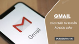 How to create a simple virtual gmail