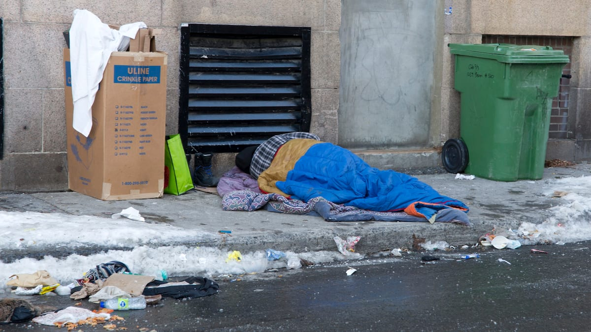 Curfew Legal request to exempt the homeless