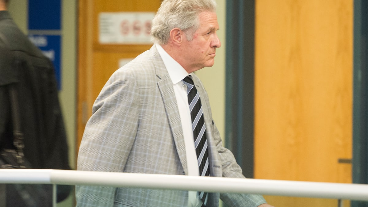 Trial for fraud Tony Accurso requests a stay of proceedings