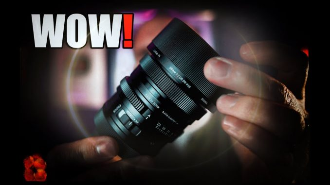 A Look at the NEW Sigma 35 and 65mm Contemporary DG DN f/2 Lenses on a Panasonic S5.