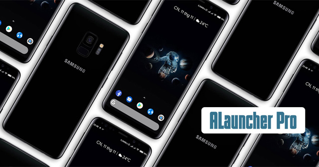 Please download ALauncher Pro, a launcher with Material design, which is free