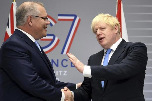 Britain's proposal to 'pivot' the G7 to Asia has caused a backlash