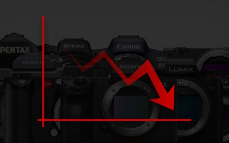 Camera sales are about to decline, just 8% of 10 years ago - VnReview