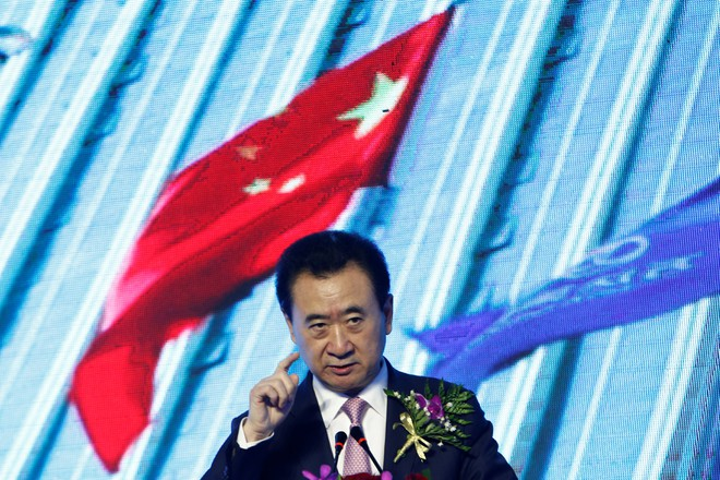 Chinese billionaire 'fallen horse': The real estate tycoon's long slide - photo 1