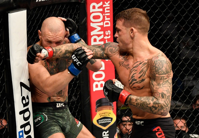 Conor McGregor and Dustin Poirier may face a third match